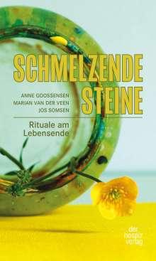 Anne Goossensen: Schmelzende Steine, Buch