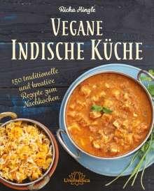 Richa Hingle: Vegane Indische Küche, Buch