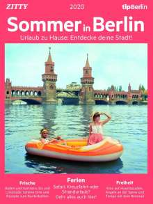 Sommer in Berlin 2020, Buch