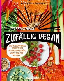 Marta Dymek: Zufällig vegan - International, Buch
