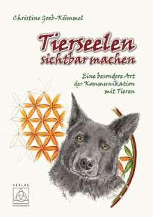 Christine Goeb-Kümmel: Tierseelen sichtbar machen, Buch