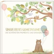 Pia Loewe: Babyalbum - UNSER ERSTES GEMEINSAMES JAHR, Buch