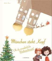 Hasse Anika: München steht Kopf, Buch