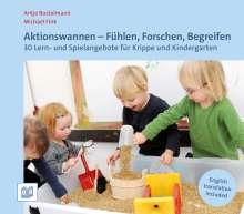 Antje Bostelmann: Aktionswannen - Fühlen, Forschen, Begreifen, Buch