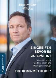 Maximilian Mitera: Die ROMI-Methode®, Buch