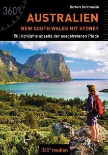 Barbara Barkhausen: Australien - New South Wales mit Sydney, Buch