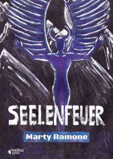 Marty Ramone: Seelenfeuer, Buch