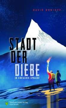 David Benioff: Stadt der Diebe, Buch