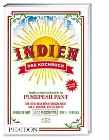 Pushpesh Pant: Indien - Das Kochbuch, Buch