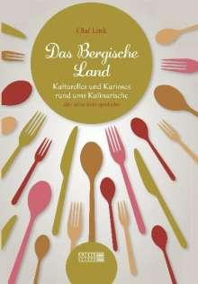Olaf Link: Das Bergische Land, Buch