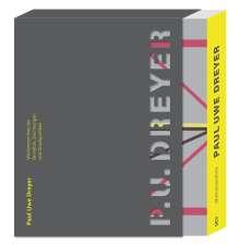 Ulrike Gauss: Paul Uwe Dreyer, Werkverzeichnis der Gemälde, Zeichnungen und Druckgrafiken, Buch