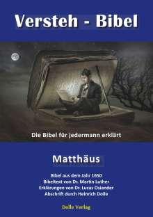 Martin Luther: Versteh - Bibel, Buch