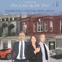 Der Lord & die Zwei: Doppelter Lohn für einen Spion, CD