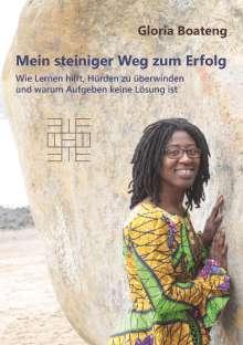 Gloria Boateng: Mein steiniger Weg zum Erfolg, Buch