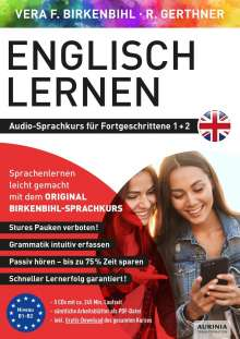 Vera F. Birkenbihl: Englisch lernen für Fortgeschrittene 1¿+¿2 (ORIGINAL BIRKENBIHL), CD