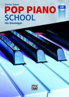 Tekale Florian: Pop Piano School, Buch