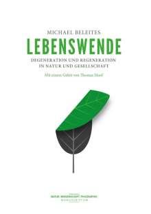 Michael Beleites: Lebenswende, Buch