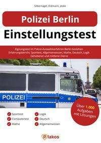 Philipp Silbernagel: Polizei Berlin Einstellungstest, Buch