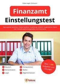Philipp Silbernagel: Einstellungstest Finanzamt, Buch