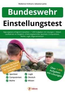 Waldemar Erdmann: Einstellungstest Bundeswehr, Buch