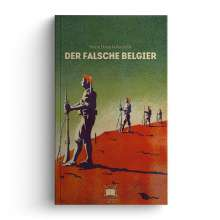 Pierre Drieu La Rochelle: Der falsche Belgier, Buch