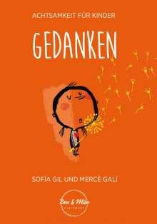 Sofía Gil: Gedanken, Buch