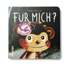Martin Baltscheit: Für mich?, Buch