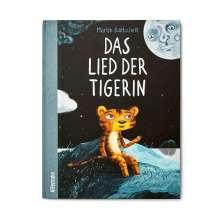 Martin Baltscheit: Das Lied der Tigerin, Buch
