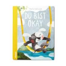Martin Baltscheit: Du bist OKAY, Buch