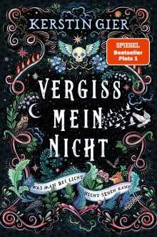 Kerstin Gier: Vergissmeinnicht - Was man bei Licht nicht sehen kann, Buch