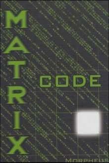 Morpheus: Matrix-Code, Buch