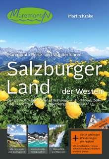 Martin Krake: Salzburger Land - der Westen, Buch