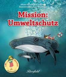 Alfonso Pecorelli: Mission: Umweltschutz, Buch