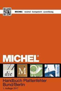 MICHEL Handbuch Plattenfehler Bund/Berlin, Buch