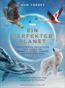 Huw Cordey: Ein perfekter Planet, Buch