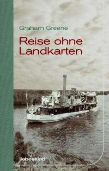 Graham Greene: Reise ohne Landkarten, Buch