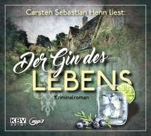 Carsten Sebastian Henn: Der Gin des Lebens, MP3-CD