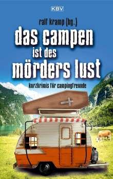 Ralf Kramp: Das Campen ist des Mörders Lust, Buch