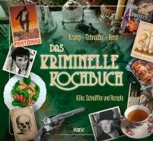 Carsten Sebastian Henn: Das kriminelle Kochbuch, Buch