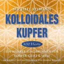 Kolloidales Kupfer [432 Hertz], CD