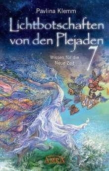 Pavlina Klemm: Lichtbotschaften von den Plejaden Band 7, Buch