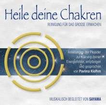 Pavlina Klemm: Heile deine Chakren. Reinigung für das Große Erwachen, CD