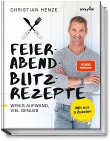 Christian Henze: Feierabend-Blitzrezepte, Buch