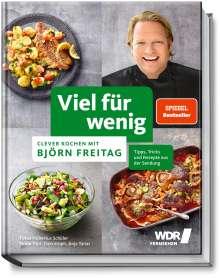 Björn Freitag: Viel für wenig, Buch