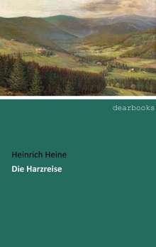 Heinrich Heine: Die Harzreise, Buch