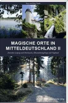 Peter Traub: Magische Orte in Mitteldeutschland 02, Buch