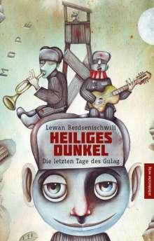 Lewan Berdsenischwili: Heiliges Dunkel, Buch