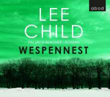 Lee Child: Wespennest, CD