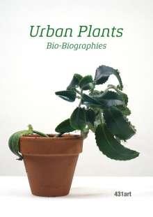 Torsten Grosch: Urban Plants, Buch