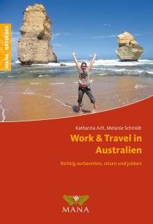 Katharina Arlt: Work & Travel in Australien, Buch